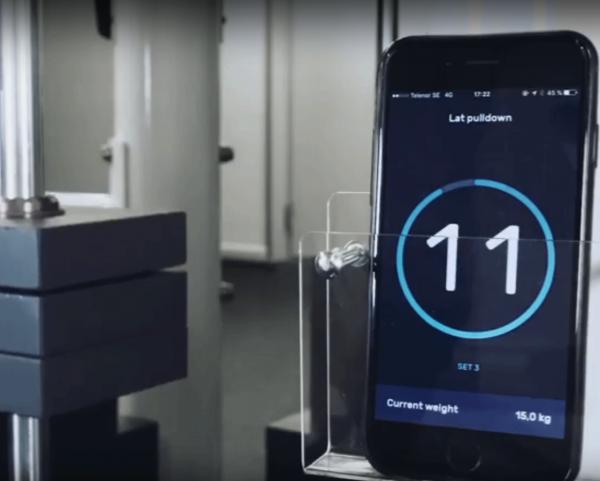 Sony превратила смартфон в персонального тренера, связав его с тренажерами