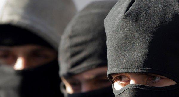 В Одессе неизвестные в балаклавах открыли стрельбу