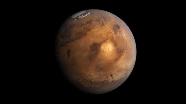 Ученые: Состав почвы Марса доказывает то, что планета была обитаема