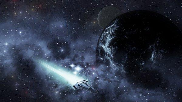 Неизвестный источник в космосе подал загадочный сигнал