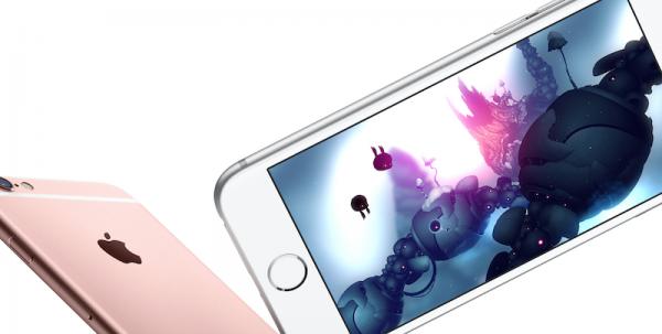 Samsung приступает к созданию OLED-экранов для iPhone