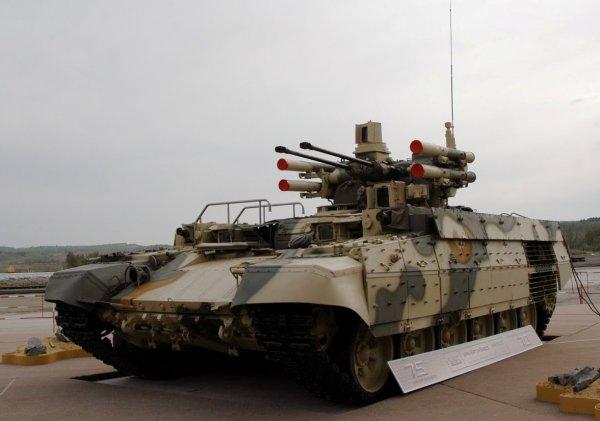 Американцы в ужасе от российского танка