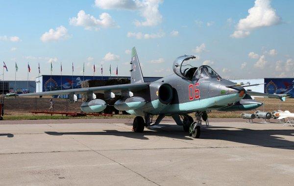В Кубани авиачасть пополнилась шестью новыми штурмовиками Су-25СМ3