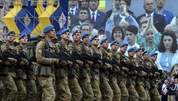 Армия Украины заняла 29 место в мировом рейтинге