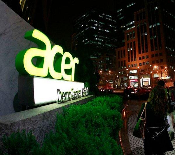 Acer выпустил изогнутый дисплей Predator Z271U