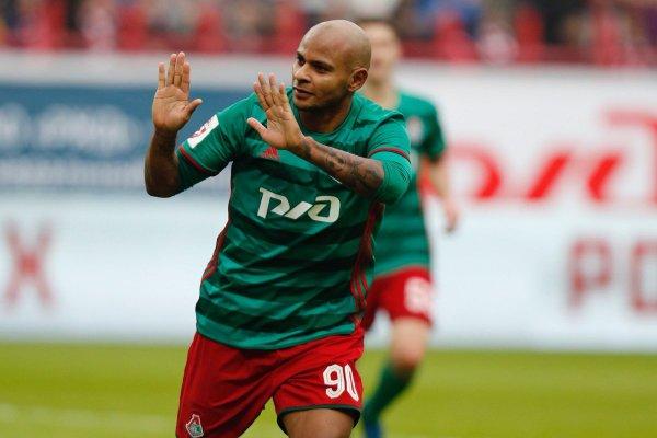 Футболист «Локомотива» объяснил, почему тренировался под песни Бузовой