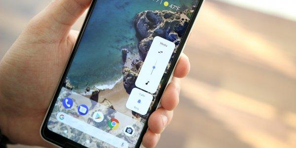 СМИ: Интерфейс для Android P скопирован Google у  iPhone X