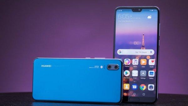 Эксперты определили четыре недостатка в смартфоне Huawei P20 Pro