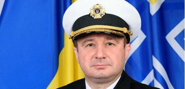 Главу штаба ВМС Украины уволили из-за жены-россиянки