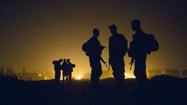 В Израиле после столкновений с палестинцами по ошибке объявлена боевая тревога