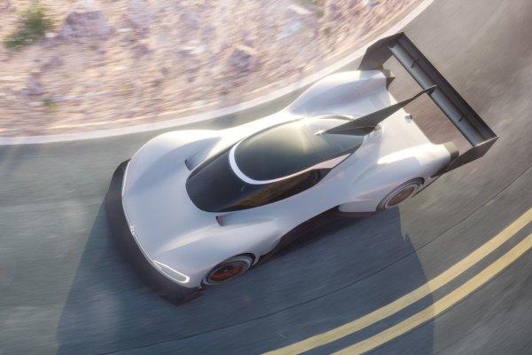 Гоночный прототип Volkswagen I.D. R Pikes Peak представят 22 апреля