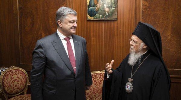 Рада утвердила создание единой украинской православной церкви