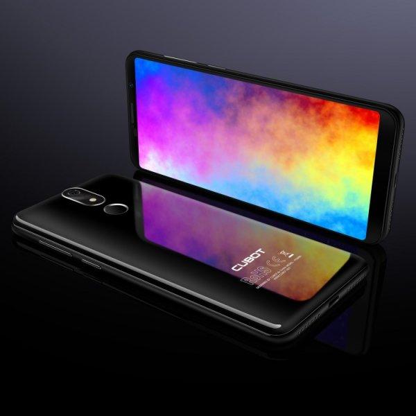 Cubot начнет продажи смартфона Power на 6000 мАч