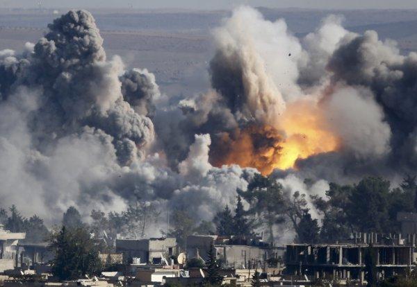 СМИ: Во время удара по Сирии у Франции возникли проблемы