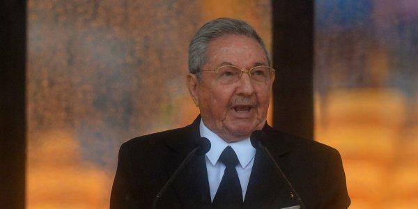 Рауль Кастро объявил о разработке новой конституции Кубы