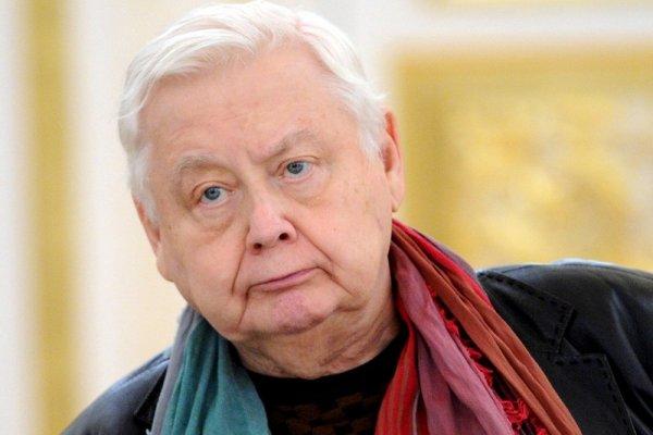 Олега Табакова посмертно наградили за вклад в мир кино
