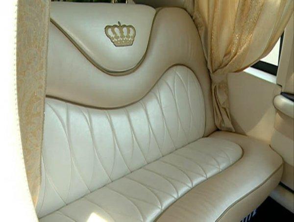 В Благовещенске продают лимузин-карету за 750 000 рублей