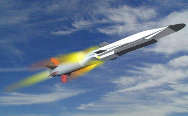 США создают гиперзвуковую крылатую ракету