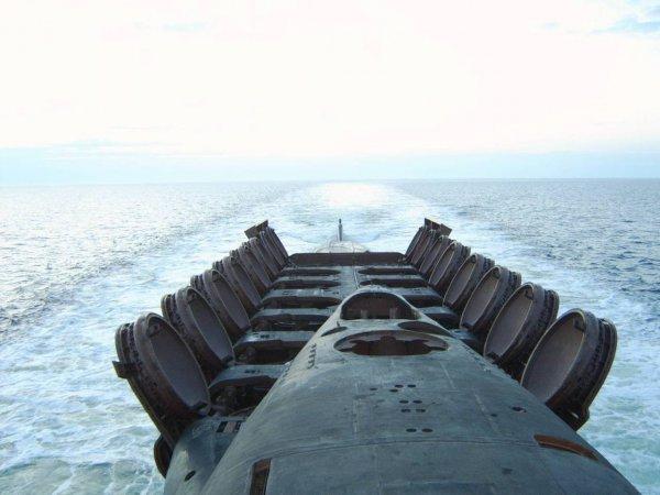 «Кальмары» покинули Тихоокеанский флот