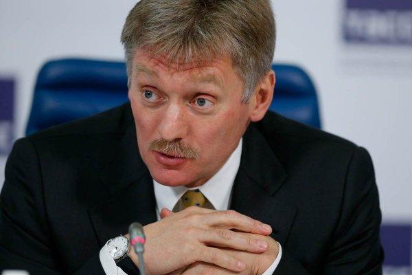 Песков отрицает беседу Путина с Трампом о «красивых российских проститутках»