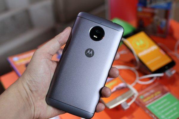 Motorola показала новые смартфоны Moto G6, G6 Play и G6 Plus