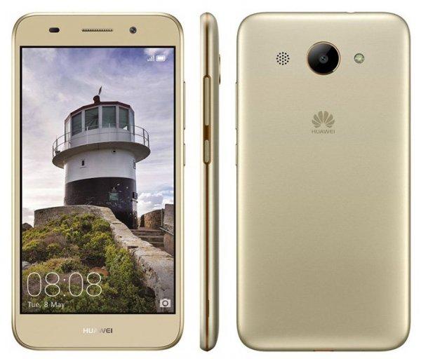 В Сети  опубликованы фото Huawei Y3 и Y5 Prime 2018