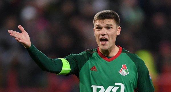 Футболист «Локомотива» заплатит 1 млн рублей за оскорбление допинг-инспектора