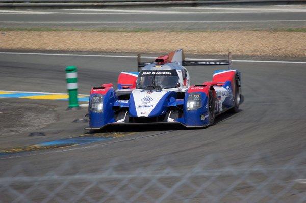 На автосалон в Монако российская компания привезла прототип спорткара BR1