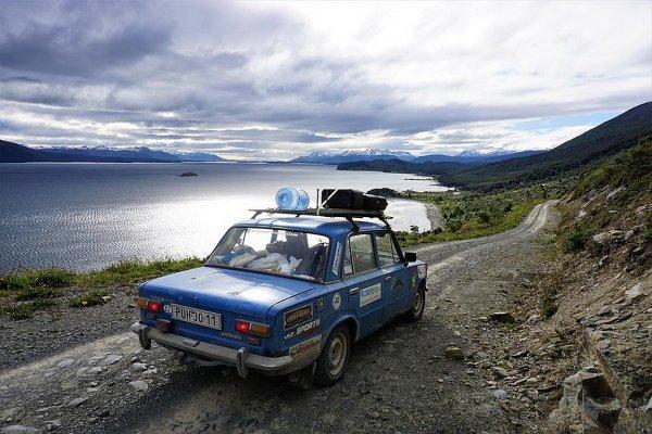 В Тольятти завершилось кругосветное путешествие «Копейки»