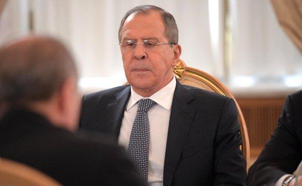 Лавров заверил, что Россия не пойдёт на уступки по Донбассу