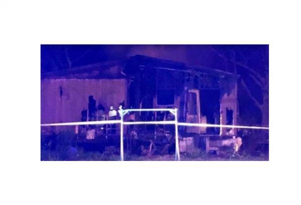 В Алабаме подросток поджёг дом с родственниками