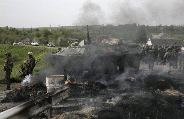 ООН: На Донбассе с 2014 года погибли 2,5 тысяч мирных жителей