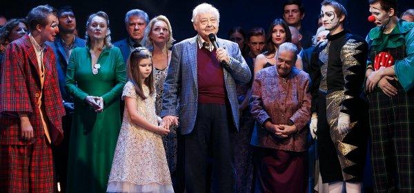 Театр Олега Табакова дает гастроли в Саратове