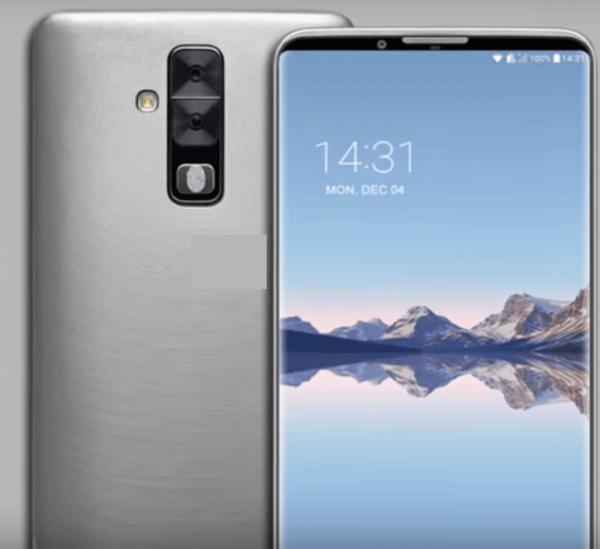 В Сеть выложили первый снимок смартфона LG Stylo 4 со стилусом