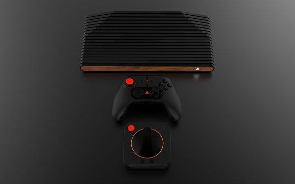 У новой консоли Atari будут олдскульные джостики