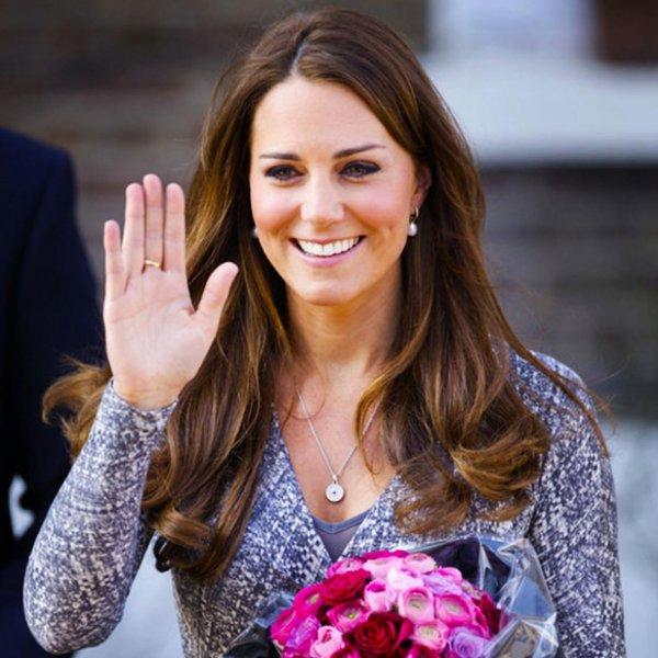 Кейт Миддлтон не будет иметь официальной роли на королевской свадьбе