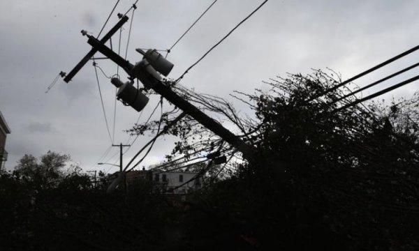 Более 40 тыс. человек остаются без электроэнергии в ЦФО