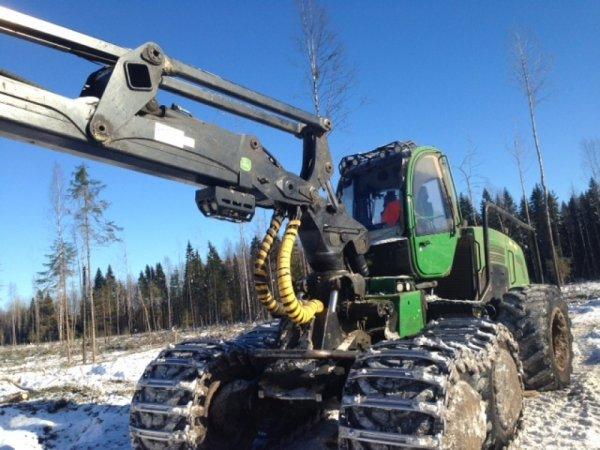 Что такое лесозаготовительная техника и где ее купить
