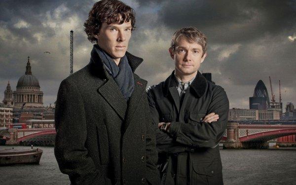 СМИ раскрыли отношения звезд «Шерлока» Камбербэтча и Фримана