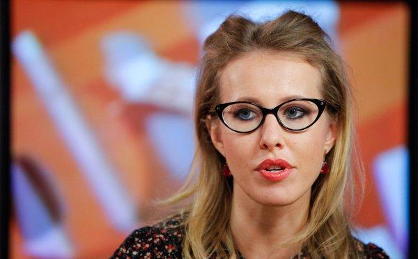 Ксения Собчак рассказала, чем занималась в Лондоне