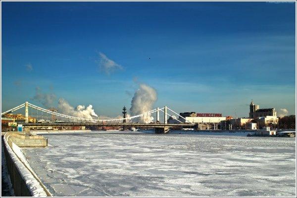 На Крымском мосту стартовало строительство локальных очистных сооружений