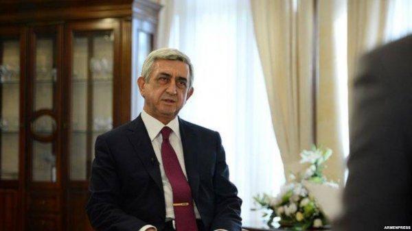 Калашников назвал отставку Саргсяна «мужественным решением»