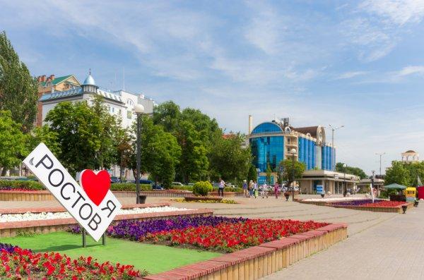 Голая девушка поклонилась дереву в Ростове