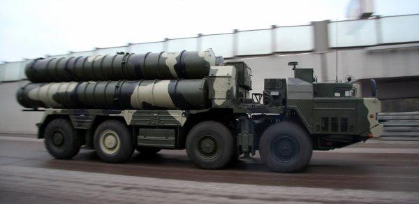 СМИ: В течение месяца С-300 будут доставлены в Сирию