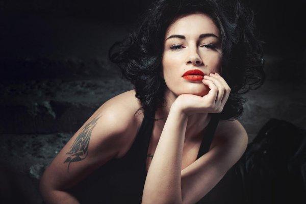 Анастасия Приходько сфотографировала себя голой в ванной