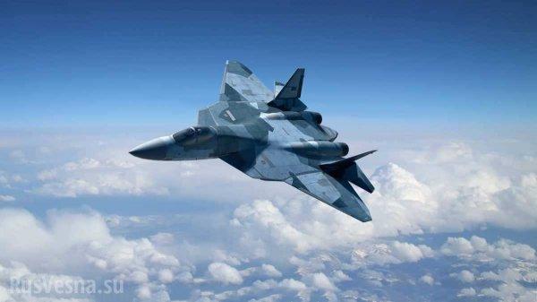 Подготовка Су-57 к Параду Победы оказалась на видео