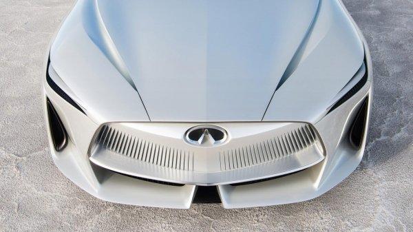 Infiniti показала новую архитектуру для электромобилей Q Inspiration