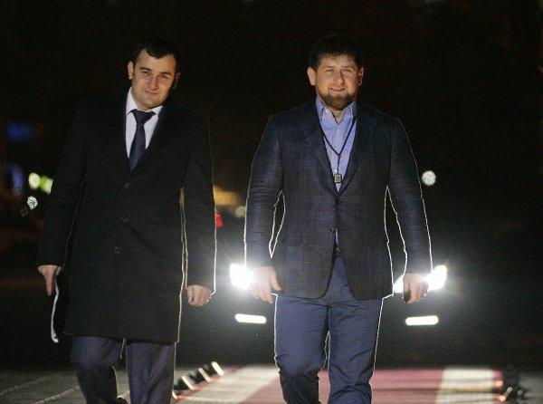 Кадыров любит племянника больше своих родных детей
