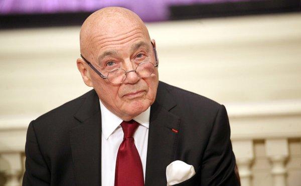 Владимир Познер высказался по поводу львовского конкурса рисунков СС