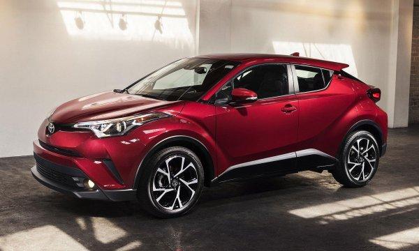 В Китае объявлен старт продаж компактного кроссовера Toyota IZOA
